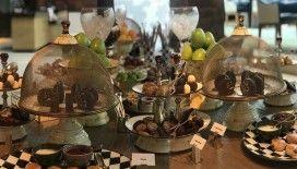 İstanbul'da Sofistike çay saati