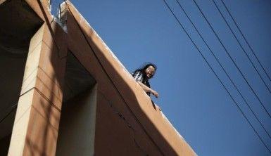 Kocası ayrılmak isteyen kadın intihara kalkıştı
