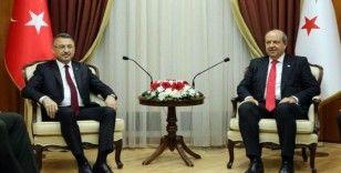 'Şartlar ne olursa olsun Türkiye ve KKTC birlikte'