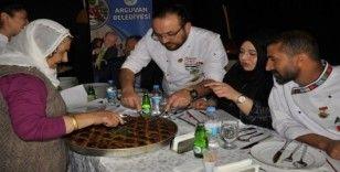 Arguvan'da Yöresel Yemekler Yarışması düzenlendi