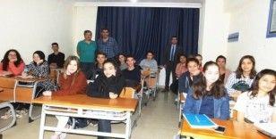 Burhaniye'de ücretsiz üniversiteye hazırlık kurslarına yoğun ilgi