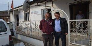 3 yıldır atıl vaziyete olan sağlık evi tekrar açılıyor