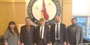 DPÜ Dış İlişkiler Koordinatörlüğü'nün büyük başarısı