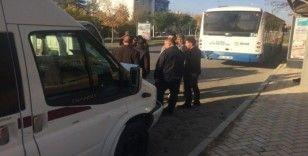 Elazığ'da trafik kazası:1 yaralı