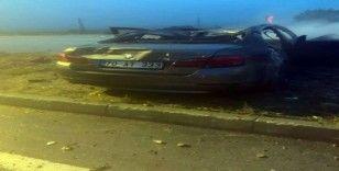 Karaman'da iki ayrı trafik kazası: 6 yaralı