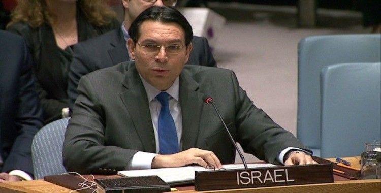 Harvard'lı öğrenciler İsrail'in BM Temsilcisi Danon'ı protesto etti