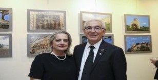 MTSO'da 'Kilikya Mersin, Ören Yerleri' fotoğraf sergisi açıldı