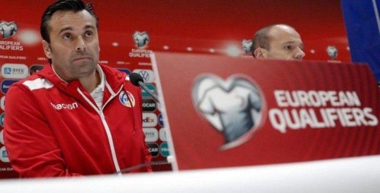 Andorra Milli Takımı Teknik Direktörü Alvarez: Türkiye'ye karşı çok iyi savunma yapmak gerekiyor