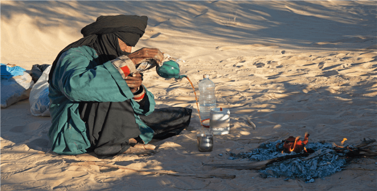 Afrika'da bir Akdenizli: Cezayir