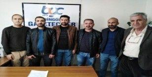 Bingöl Gazeteciler Cemiyeti Başkanı, Mahmud Arda oldu