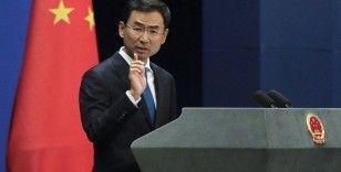 Çin: Egemenliğimizi koruma irademiz hafife alınmasın