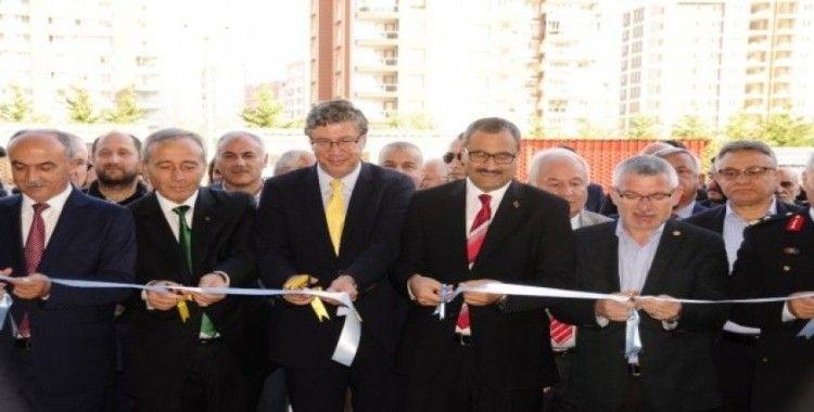 Giresun Ticaret Borsası'nın Güneş Enerji Santrali törenle açıldı