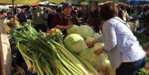 Pazarda fiyatlar uygun; ancak kuraklık üreticivi tedirgin ediyor