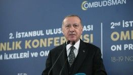 Cumhurbaşkanı Erdoğan, 'Derdimiz petrol değil insan dedik'