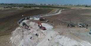 Viranşehir kanalizasyon projesini tamamladı