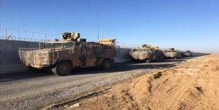 MSB: 'Rus askerleri ile Fırat'ın doğusunda icra edilen 8. kara devriyesi tamamlandı'