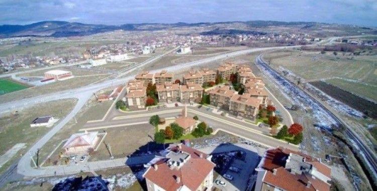 Başkan Akağaç: TOKİ projesi Dumlupınar ilçesinin çehresini değiştirecek