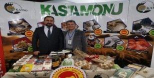 Kastamonu'nun coğrafi işaretli ürünleri Karabük'te tanıtıldı