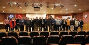 Bartın Üniversitesinde KOSGEB teşvikleri anlatıldı
