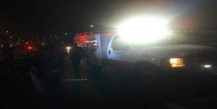 Meksika'da feci kaza: 11 ölü, 25 yaralı