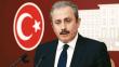 TBMM Başkanı Mustafa Şentop İYİ Parti'yi ziyaret etti