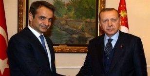 Erdoğan'ın 'Kapıları açarız' sözlerine Yunanistan Başbakanı'ndan yanıt