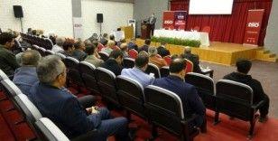 """Elazığ'da """"Dış Ticaret Bilgilendirme"""" semineri"""