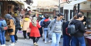 Safranbolu'da ara tatil bereketi