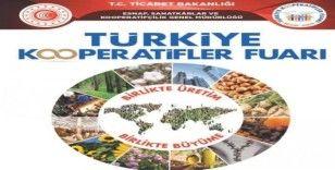 Kırşehir Kadın Girişimi ve Abdallar Kooperatifleri, Türkiye Kooperatifler Fuarına gidiyor