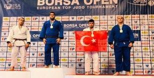 Avrupa Açık Turnuvası'nda Kastamonu rüzgarı