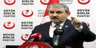 Sineyi millet sizi kabul eder mi, siz dönseniz dönseniz sineyi PKK'ya dönersiniz