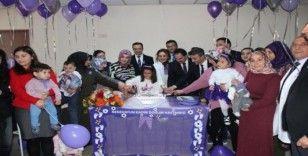 Dünya Prematüre Günü Erzurum Doğum Hastanesinde kutlandı