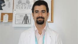 'Hacamat, Mersin Şehir Hastanesinde'