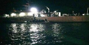 Ayvalık'ta 39 kaçak göçmen yakalandı