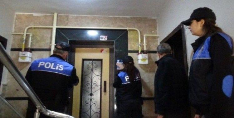 """Muş polisinden """"hırsızlık ve dolandırıcılığa"""" karşı uyarı"""