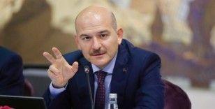 Süleyman Soylu bütçe görüşmelerinde milletvekillerinin sorularını yanıtladı