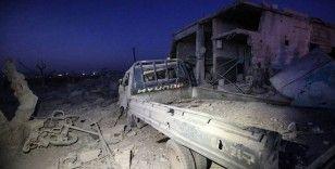 İdlib'te kampa düzenlenen saldırıda ölü sayısı 16'ya çıktı