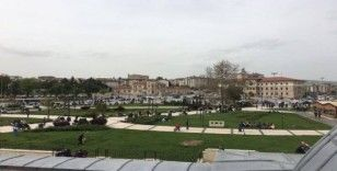 Sivas'ta yapı ruhsatı verilen daire sayısında sert düşüş