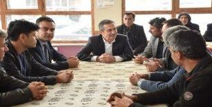 Başkan Ataç Çeltik'te Vatandaşlarla Buluştu
