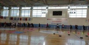 Şahinbey'de gençler Fiziki Yeterlilik Sınavlarına hazırlanıyor