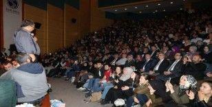 SAÜ'de 'Sözün Özü' konferansı gerçekleşti