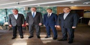 """Başkan Tamer Kıran: """"Balıkçı barınakları konusu kanayan yaradır"""""""