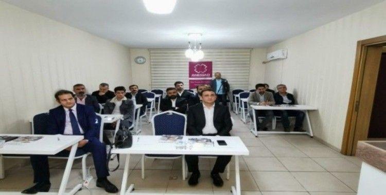 ANESİAD üyelerine istihdam seferberliği anlatıldı