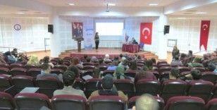 DPÜ'de Kariyer Planlama ve İş Yaşamına Hazırlık seminerleri