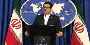"""İran Dışişleri Sözcüsü Musevi: """"ABD demokratik değerlere sahip değil"""""""