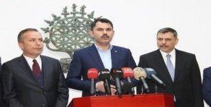 Çevre ve Şehircilik Bakanlığından ikinci Dipsiz Göl vakası yaşanmaması için tedbir