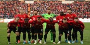 TFF 1. Lig: Eskişehirspor: 1 - BB Erzurumspor: 2