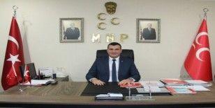 Aydın MHP öğretmenleri unutmadı