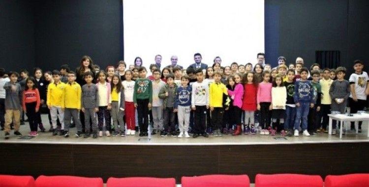 Elazığ'da öğrencilere akciğer kanseri ve diyabet semineri