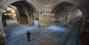 Kayseri'deki 9 asırlık cami restorasyonla nemden kurtarılacak